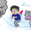 【冬の猫背】寒くて丸まる体に喝を!2つのストレッチで効果十分!!